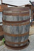 Dirty Old Barrel