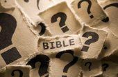 Religion Concept - Bible