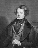 William Henry Bartlett (1809-1854). Engraved by B.Holl and published in American Scenery, United Kingdom, 1840.