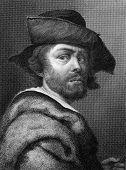 ������, ������: Cristofano Allori 1577 1621 ������������ A Costa � ������������ � ������� ������ ��������� engra