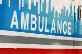 An ambulance concepts of emergency ambulatory care