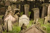 Old Prague Jewish Cemetery
