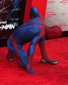 LOS ANGELES - JUN 28:  Atmosphere - Spider-Man arrives at the