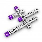 costomer loyalty  (cubes crossword series)
