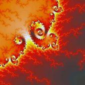 Fractals Swirls Spirals