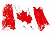 Grange Flag of Canada