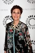 LOS ANGELES - APR 12:  Jane Elliot arrives at the General Hospital Celebrates 50 Years - Paley at th