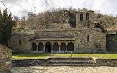Iglesia parroquial de Sant Jaume De Queralbs