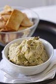 Alcachofra Hummus