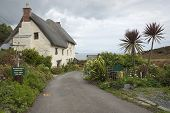Seaside Cottage In Cornwall Uk