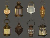 Eight Lanterns