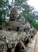 Angkor Thom Gateway