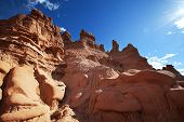 foto of goblin  - Goblin Valley SP - JPG
