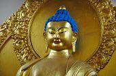 Buddha Statue Golden