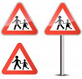 Childrens Roadsign