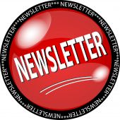 Rote Newsletter-Button