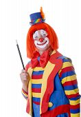 Guy Clown met toverstaf