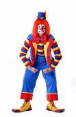 Muscle Man Clown