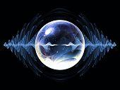 Virtual Wave Particle