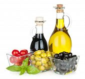 stock photo of condiment  - Olives - JPG