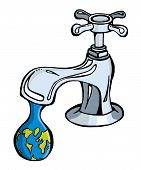 Water: limited resource