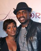 LOS ANGELES - NOV 21:  Vanesaa Bell Calloway, Bill Bellamy at the