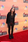 LOS ANGELES - MAY 1:  Linda Perry at the 1st iHeartRadio Music Awards at Shrine Auditorium on May 1,