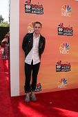 LOS ANGELES - MAY 1:  Brian Logan Dales at the 1st iHeartRadio Music Awards at Shrine Auditorium on