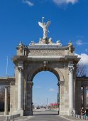 Princes Gates Entrance To Canadian National Exhibition