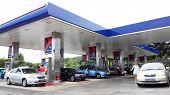 Petron Station In Malaysia