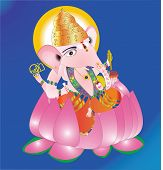 God Ganapathi