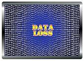 Data Loss Concept