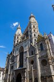 St.stephan Cathedral, Vienna, Austria