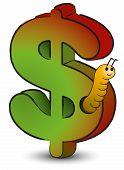 Wormy Dollar