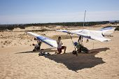 Hang Gliding Instructions