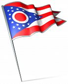 Flag Of Ohio (usa)