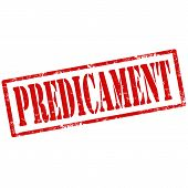 Predicament-stamp