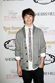 LOS ANGELES - APR 27:  Evan Crooks at the Ryan Newman's Glitz and Glam Sweet 16 birthday party at Em