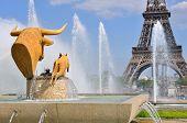 Trocadero Fountain (paris)