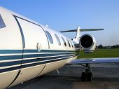 Lear 35 Private Jet