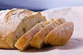 Fresh-baked Bread,