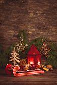 Christmas Candlestick