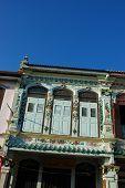 Generic heritage building in Melacca
