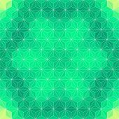 Vector Abstract Colorful Pattern