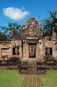 Khmer Temple Prasat Mueang Tam