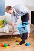 stock photo of babysitting  - Stay - JPG