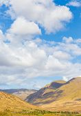 foto of galway  - Maumturks mountains located in County Galway Ireland - JPG