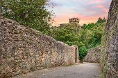 Landscape Of Volterra, Tuscany, Italy