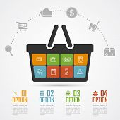 E-commerce Infographic