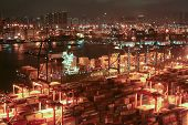 Kwai Tsing Container Terminals